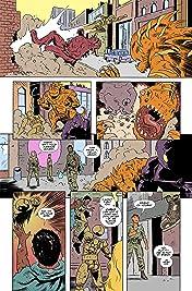 Amelia Cole #16: The Enemy Unleashed Part 4