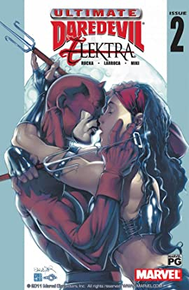 Ultimate Daredevil and Elektra No.2 (sur 4)