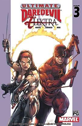 Ultimate Daredevil and Elektra No.3 (sur 4)
