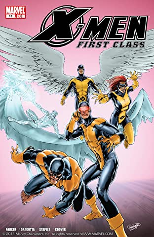 X-Men: First Class II No.11