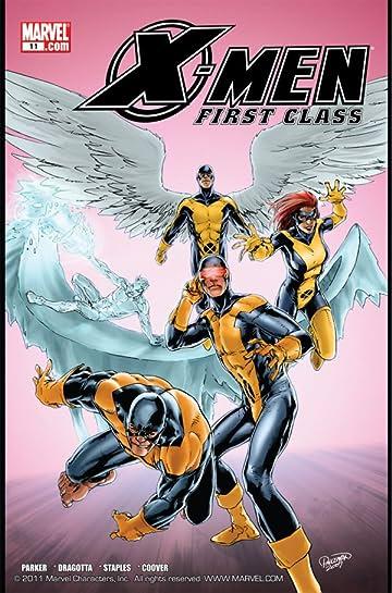 X-Men: First Class II #11