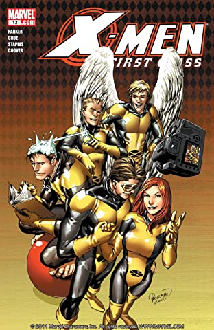 X-Men: First Class II No.12