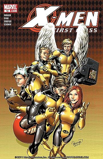 X-Men: First Class II #12