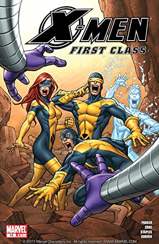 X-Men: First Class II No.13