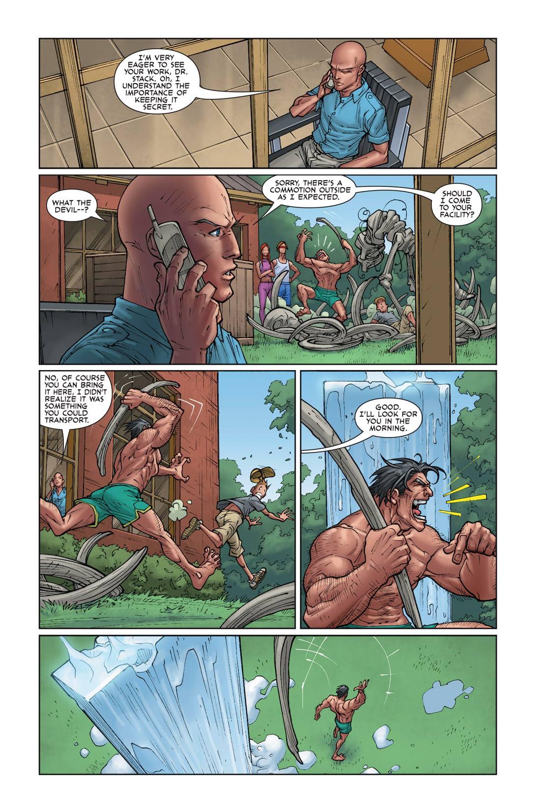 X-Men: First Class II #13