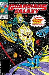 Guardians of the Galaxy (1990-1995) #13