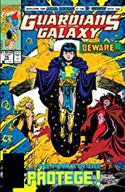 Guardians of the Galaxy (1990-1995) #15
