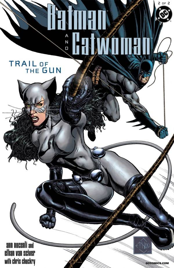 Batman/Catwoman: Trail of the Gun #2 (of 2)