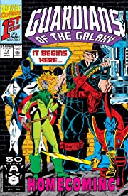 Guardians of the Galaxy (1990-1995) #17