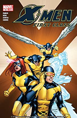 X-Men: First Class II #15