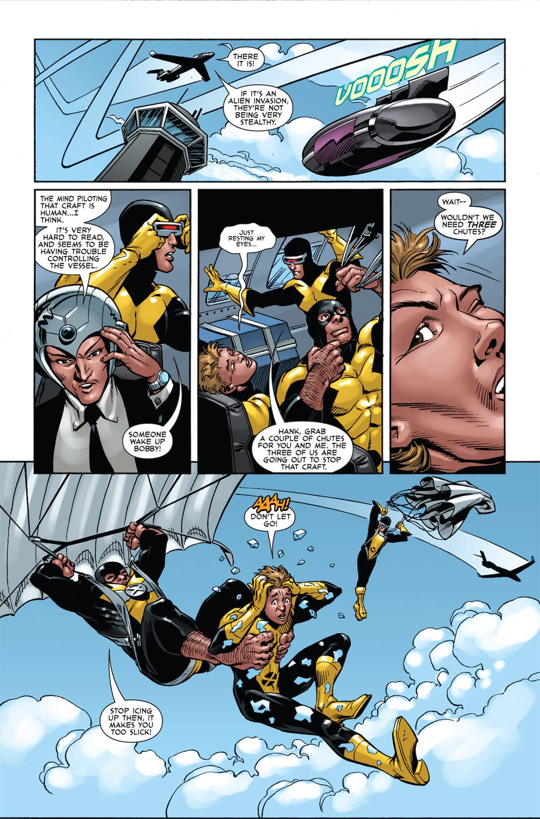 X-Men: First Class II #15