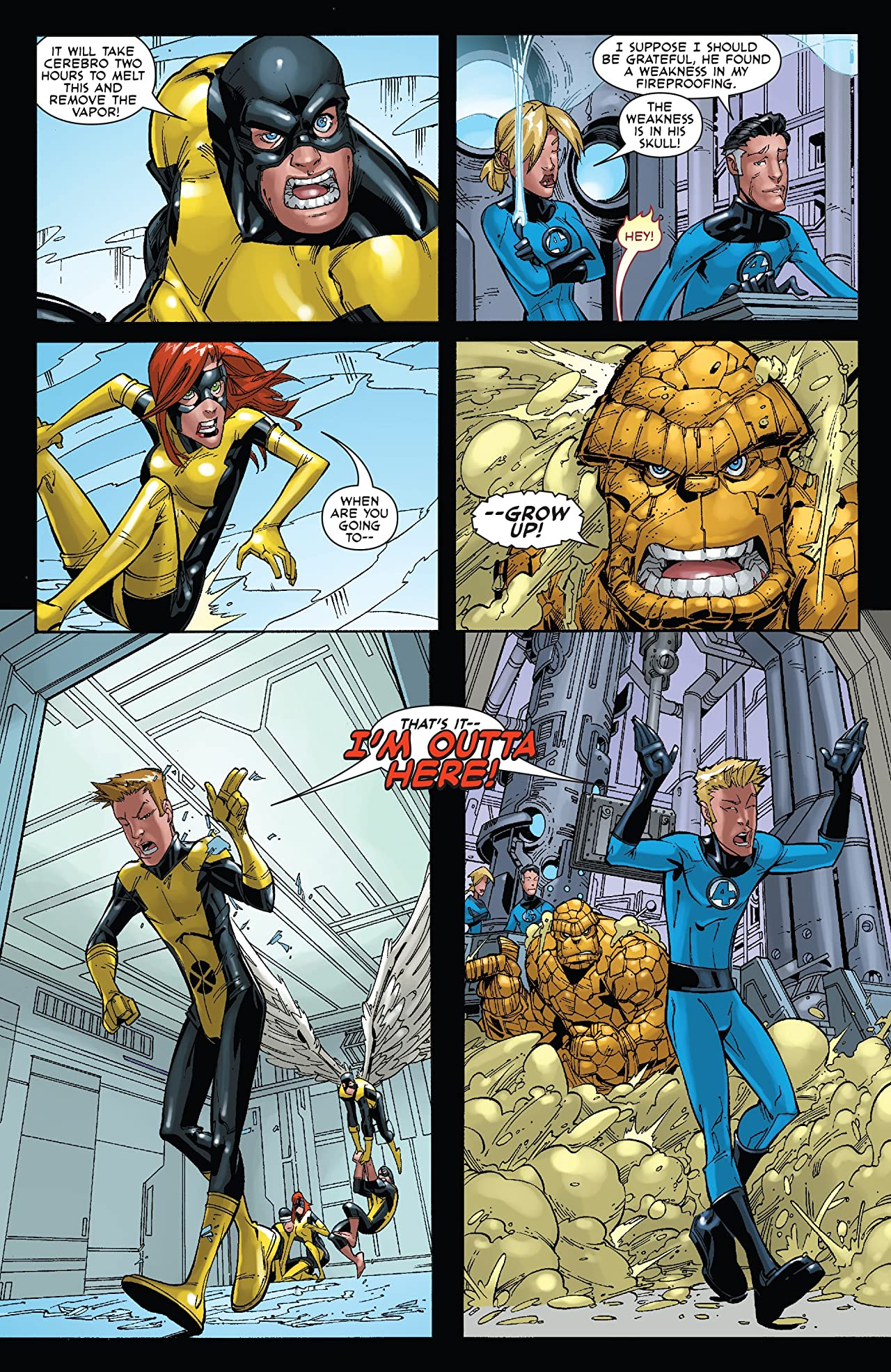 X-Men: First Class II #16