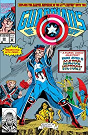 Guardians of the Galaxy (1990-1995) #20