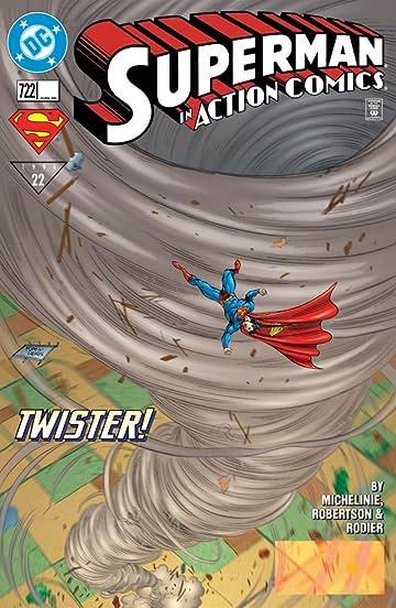 Action Comics (1938-2011) #722