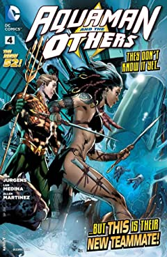 Aquaman and the Others #4