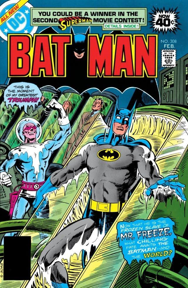 Batman (1940-2011) #308