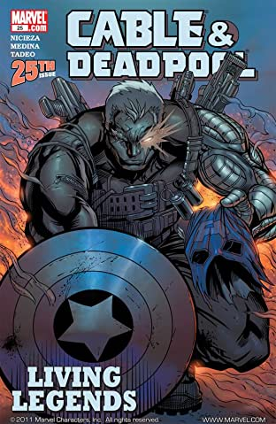 Cable & Deadpool No.25