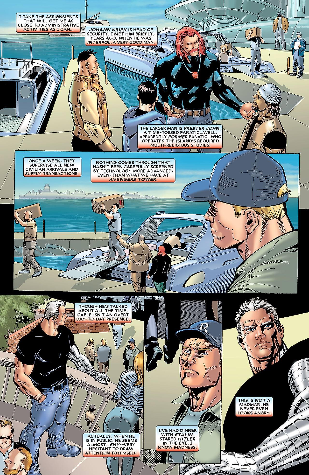 Cable & Deadpool #25