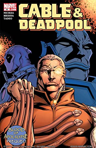 Cable & Deadpool No.26