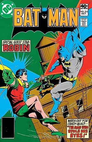 Batman (1940-2011) #316