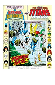 Batman and the Outsiders (1983-1987) #5