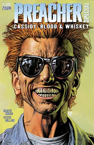 Preacher Special: Cassidy: Blood and Whiskey