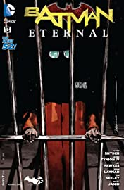 Batman Eternal (2014-2015) #13