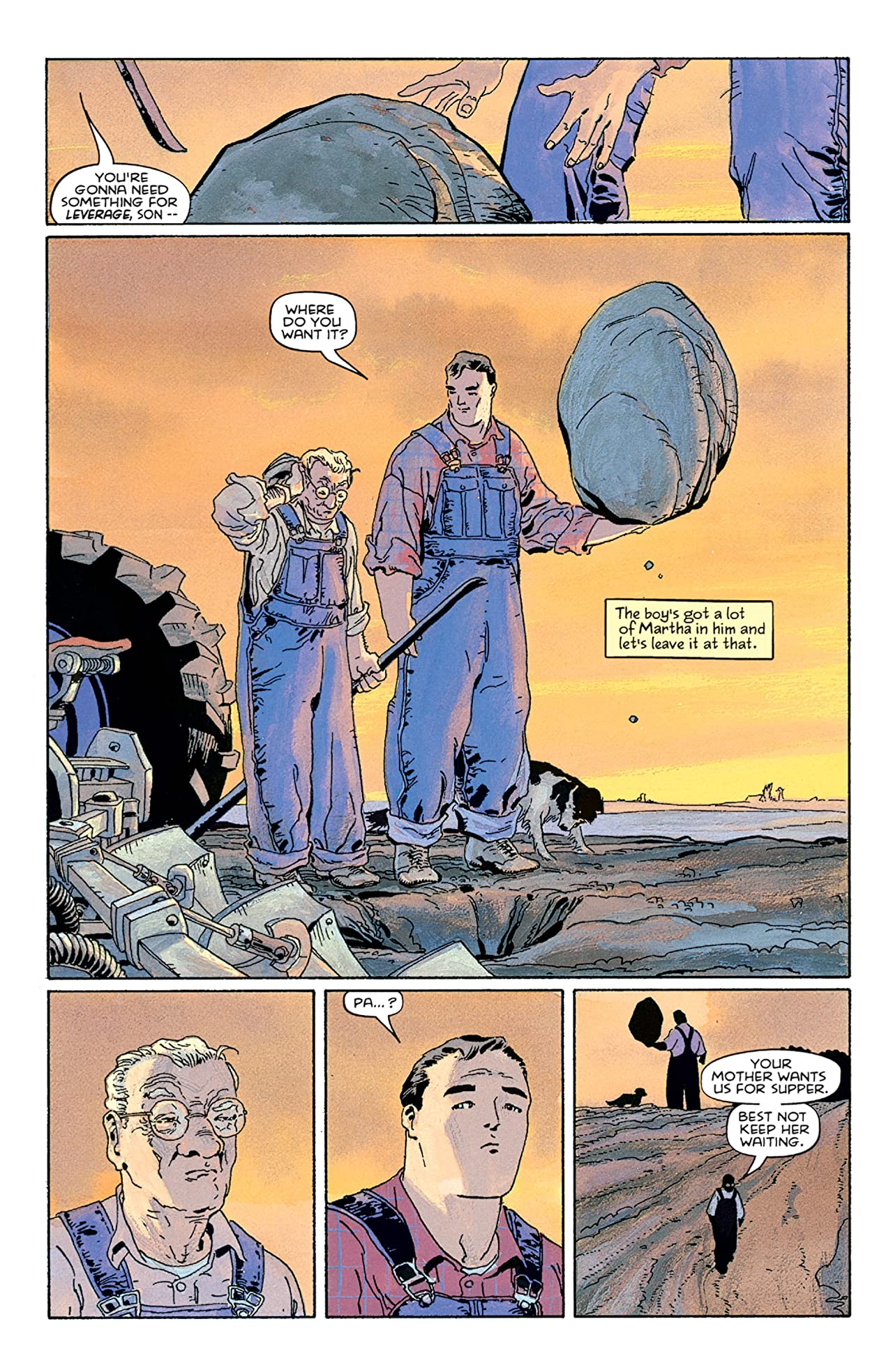 Superman: For All Seasons #1 (of 4)