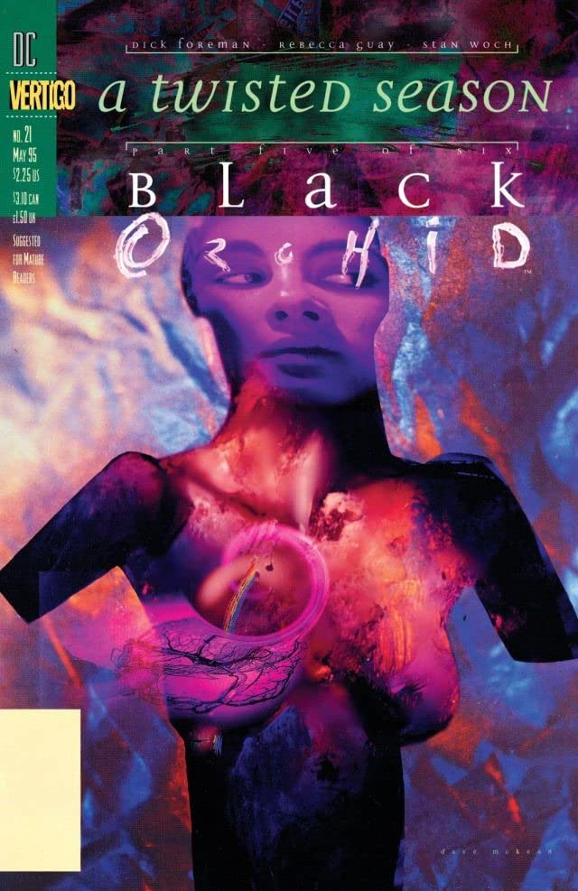 Black Orchid (1993-1995) #21