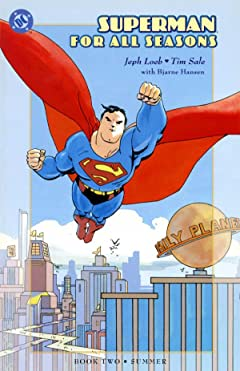 Superman: For All Seasons #2 (of 4)