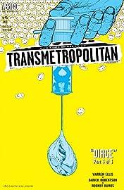 Transmetropolitan #45