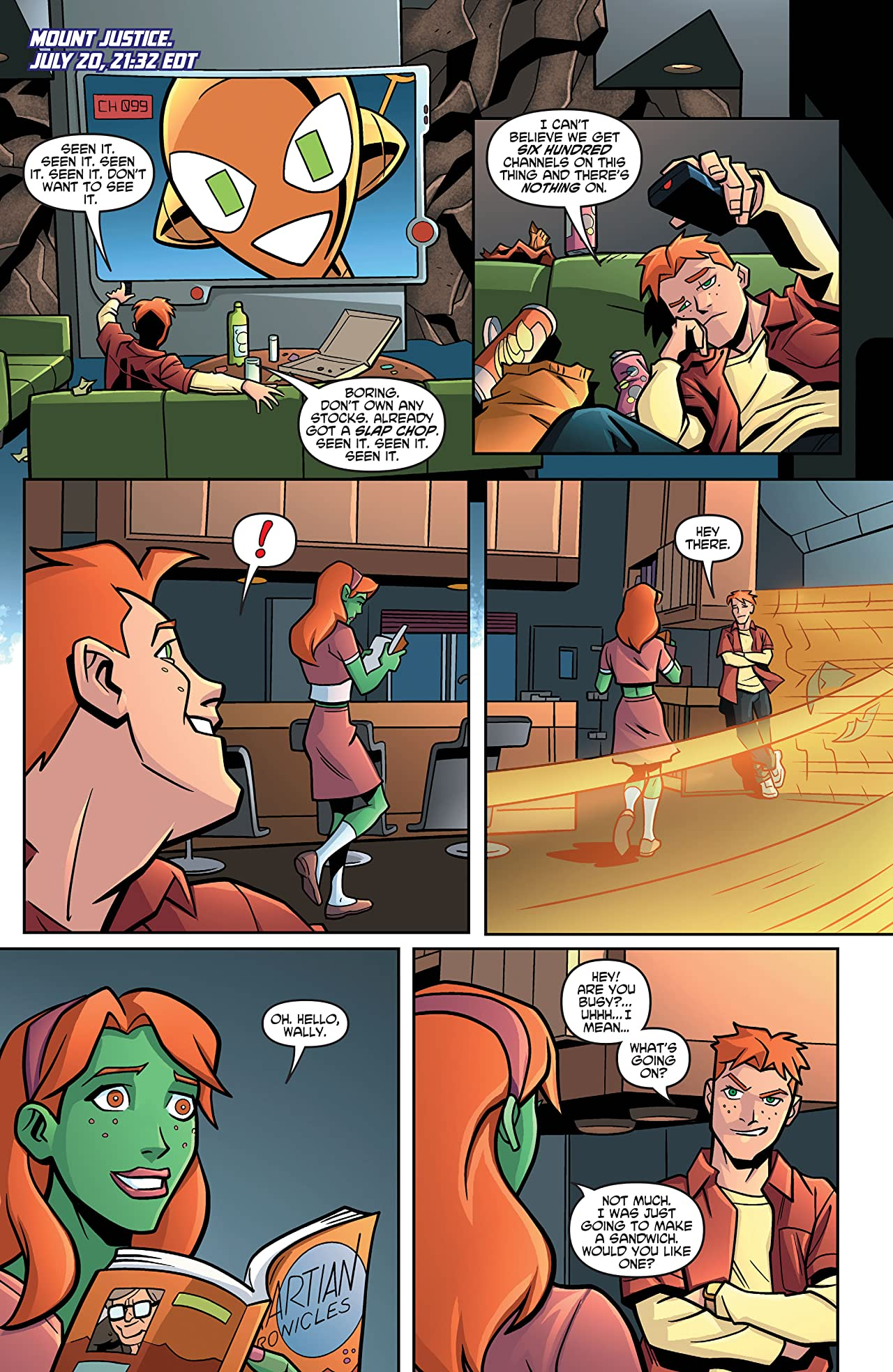 Young Justice (2011-2013) #5