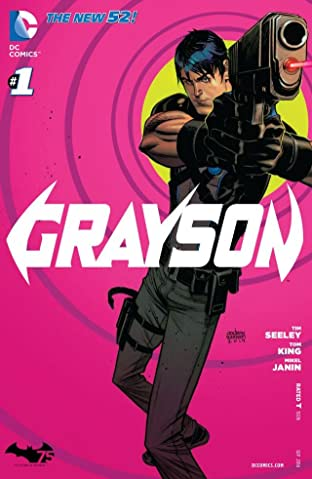 Grayson (2014-2016) #1