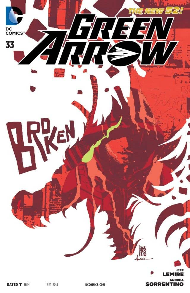 Green Arrow (2011-) #33