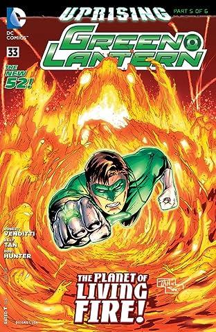 Green Lantern (2011-) #33