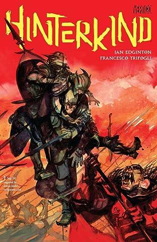 Hinterkind (2013-2015) #9