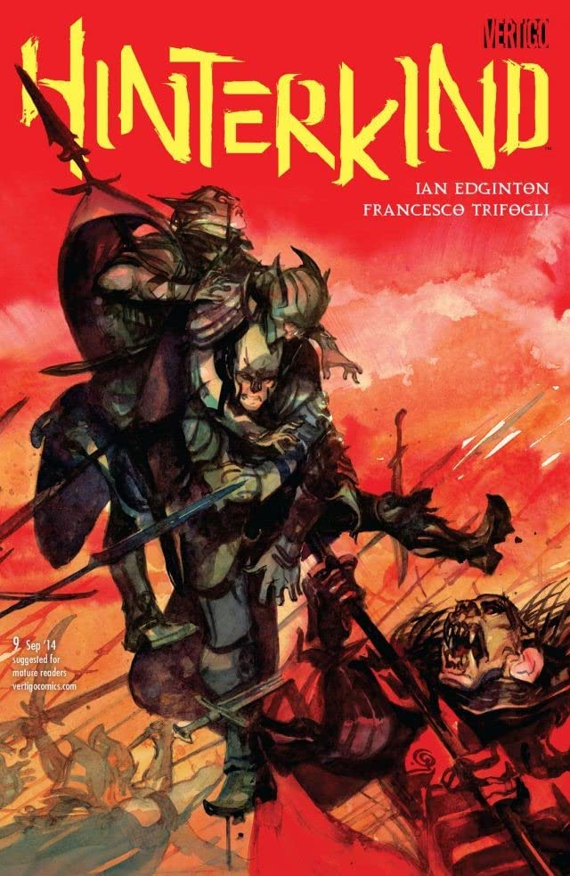 Hinterkind (2013-) #9