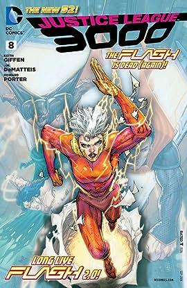 Justice League 3000 (2013-2015) #8
