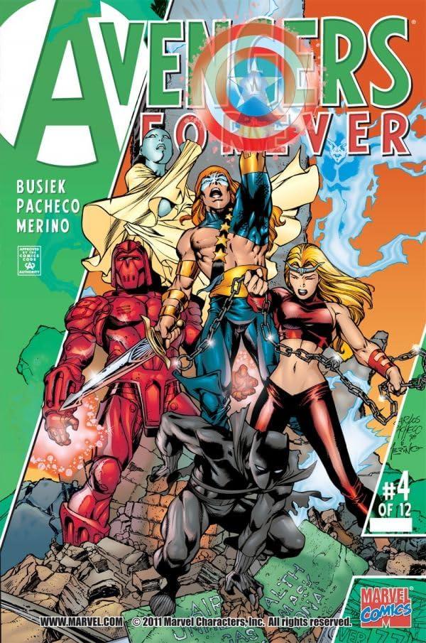 Avengers Forever #4