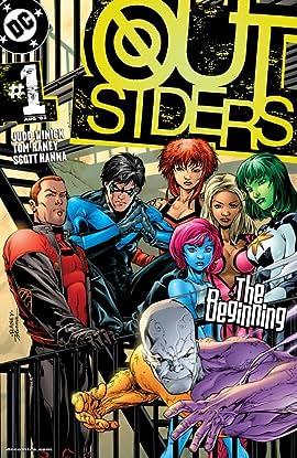 Outsiders (2003-2007) #1