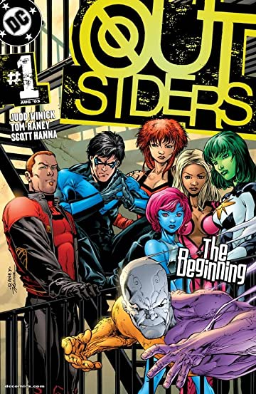 Outsiders (2003-2007) #1