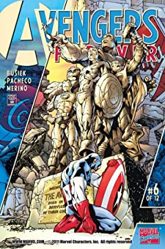 Avengers Forever #6