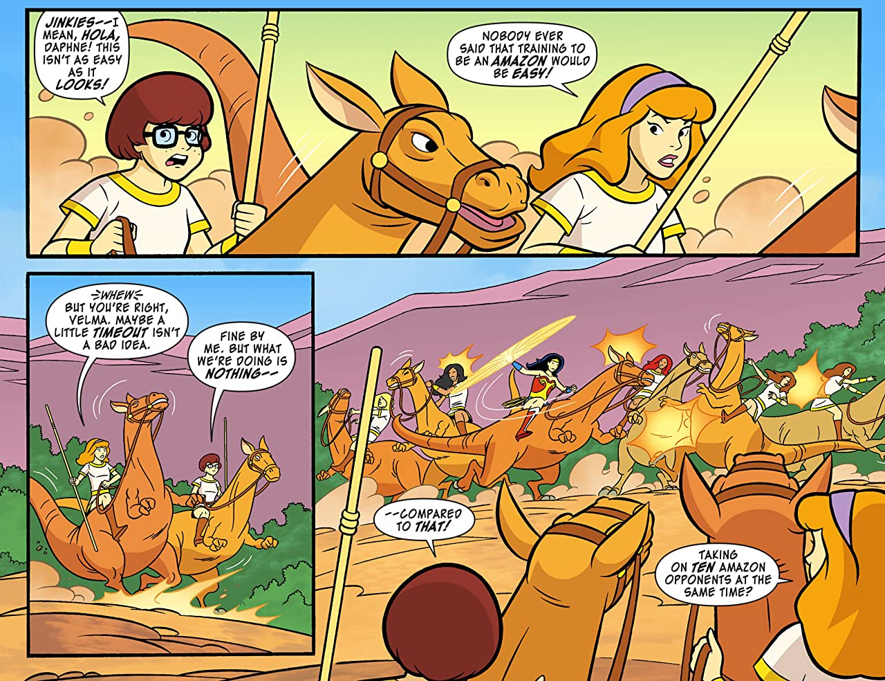 Scooby-Doo Team-Up (2013-) #9