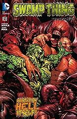 Swamp Thing (2011-2015) #33