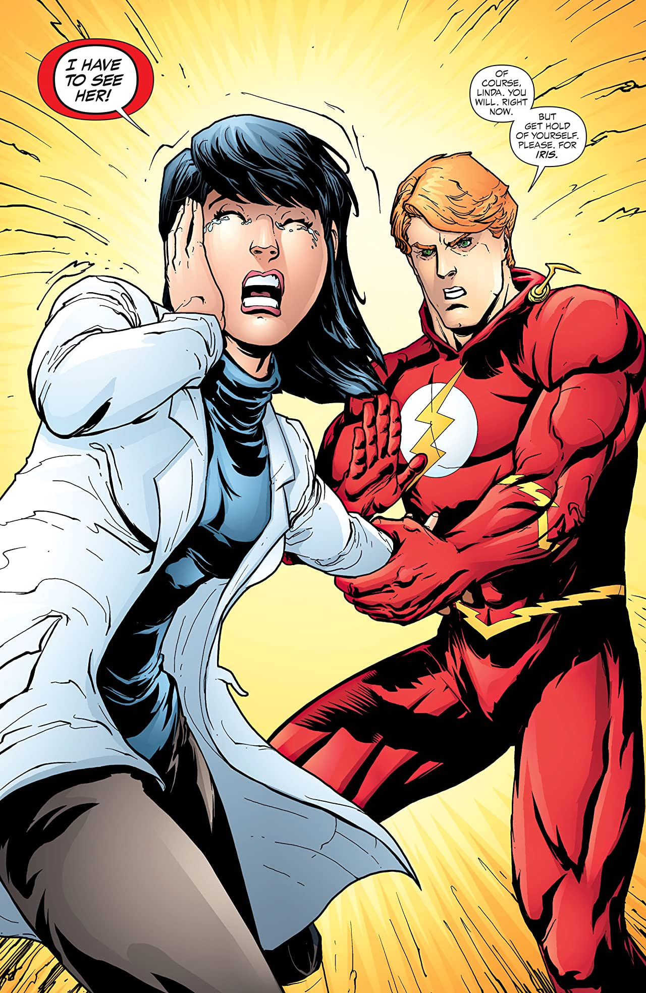 The Flash (1987-2009) #242