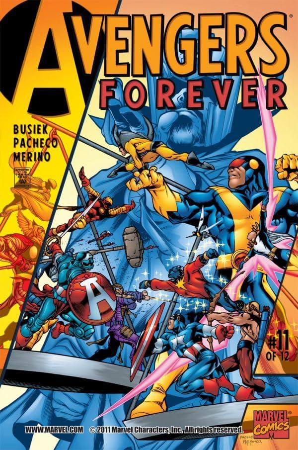 Avengers Forever #11