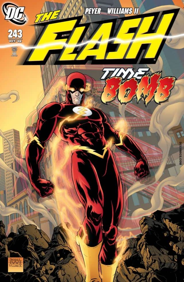 The Flash (1987-2009) #243