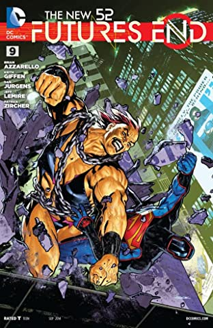 The New 52: Futures End No.9