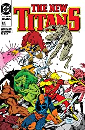 The New Titans (1984-1996) #64