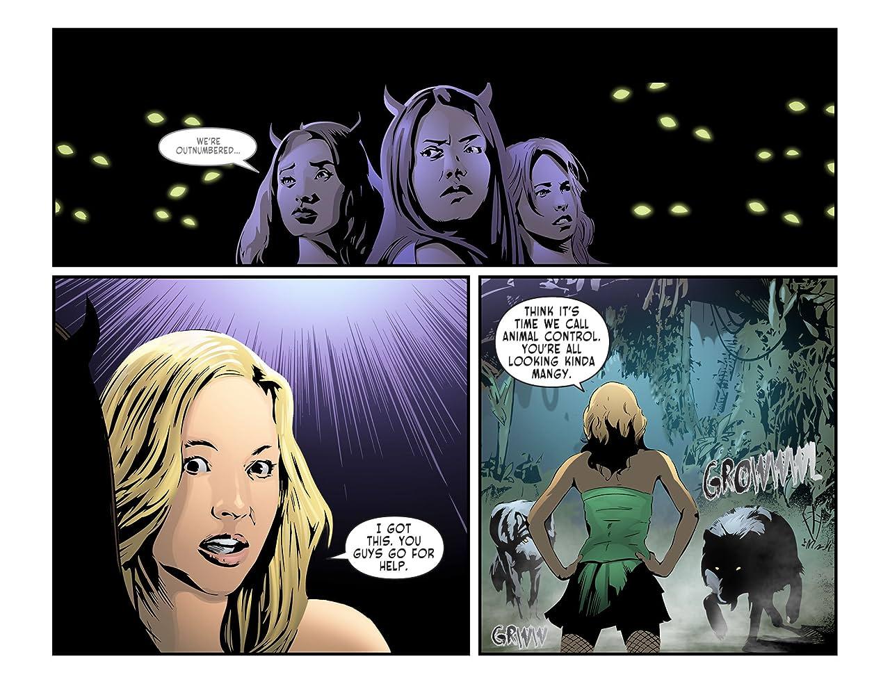 The Vampire Diaries #32